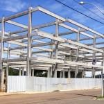 Condomínio Medianeira - Estrutura pré-moldada de concreto - Frederico Westphalen / RS